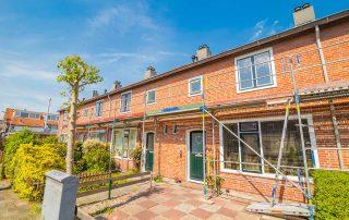 Verduurzamen 44 woningen Begoniastraat